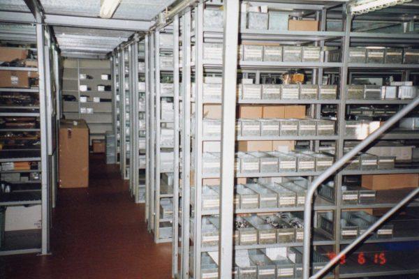 1980-Ersatzteillager