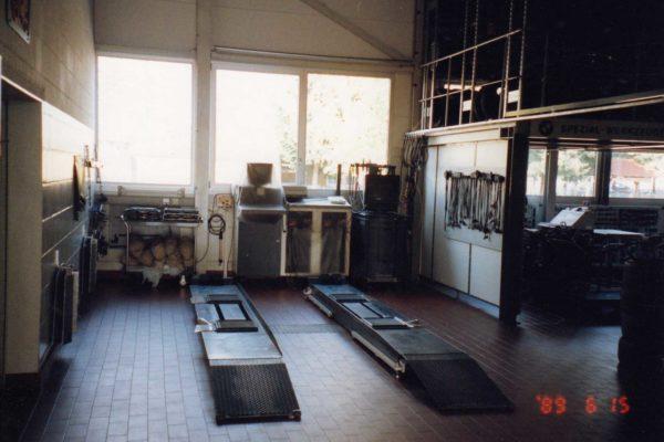 1990-Achsvermessungsplatz