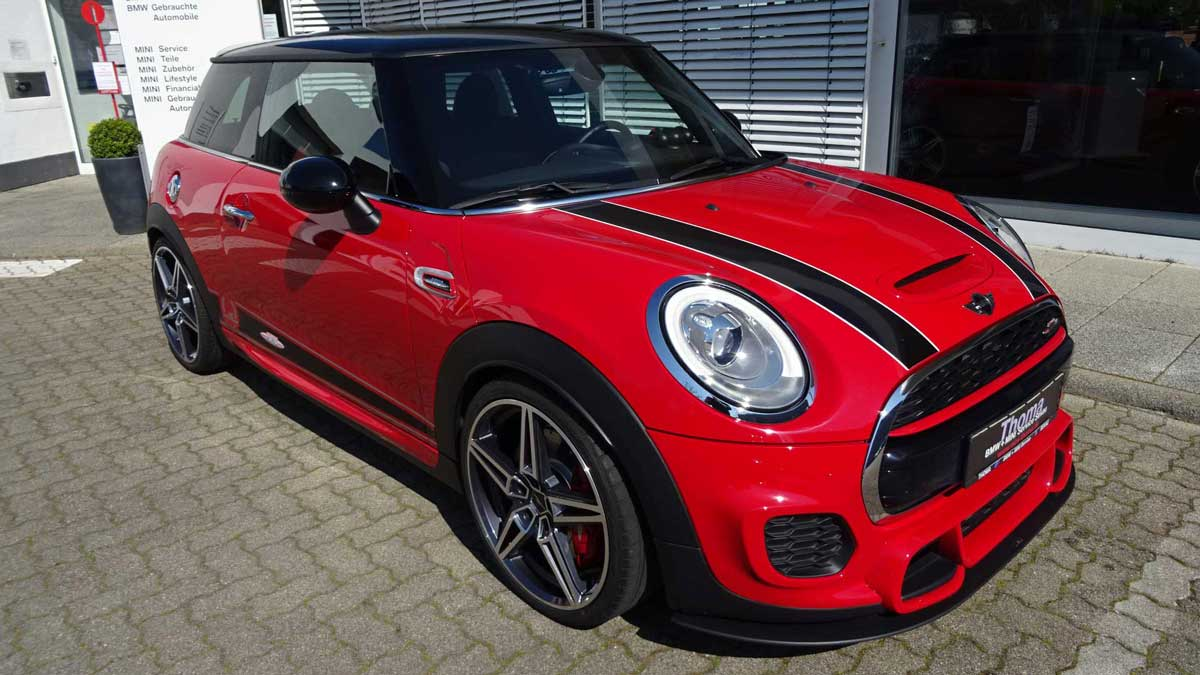 MINI AC Schnitzer Seite/Front by Thoma