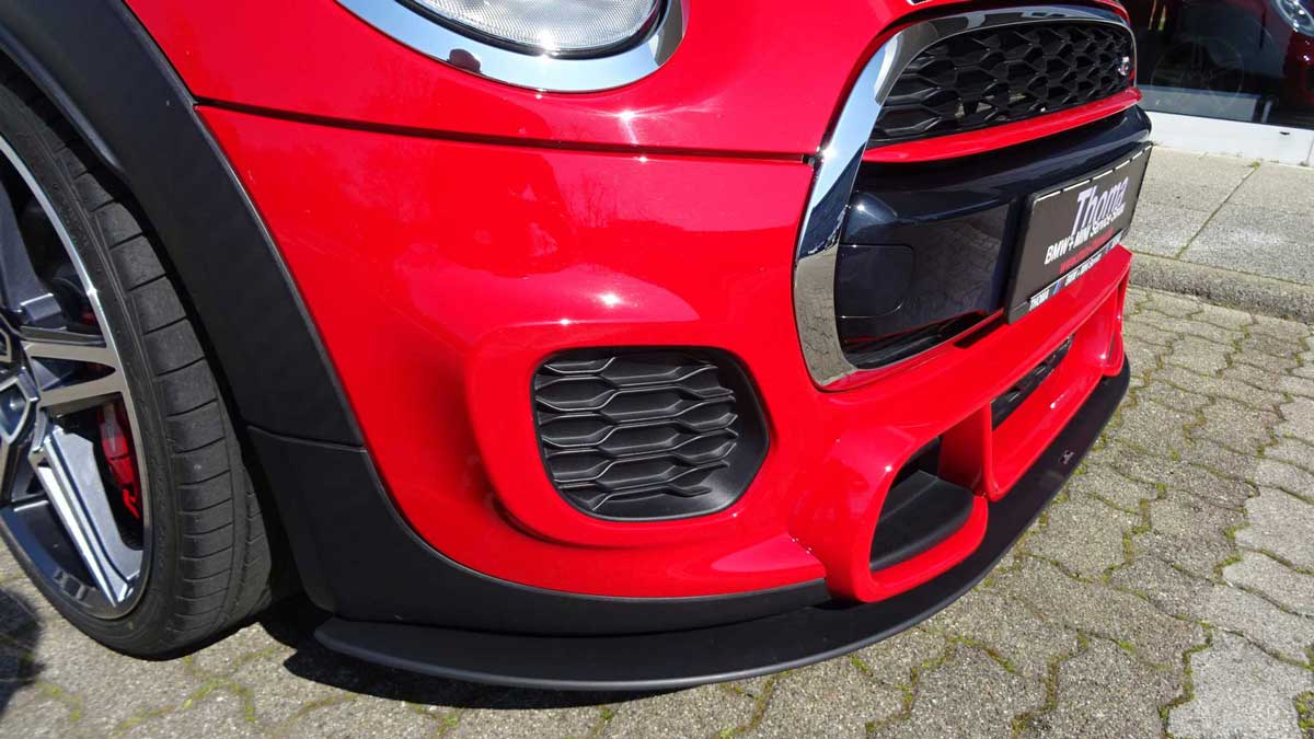 MINI AC Schnitzer Front by Thoma